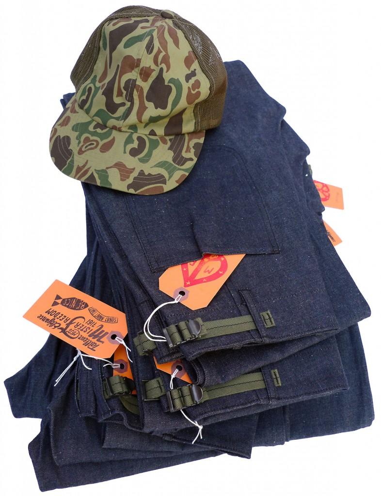 Mister Freedom Utility Trousers Saigon Cowboy Spring 2015
