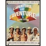 L'Aventure c'est l'Aventure 1972 poster