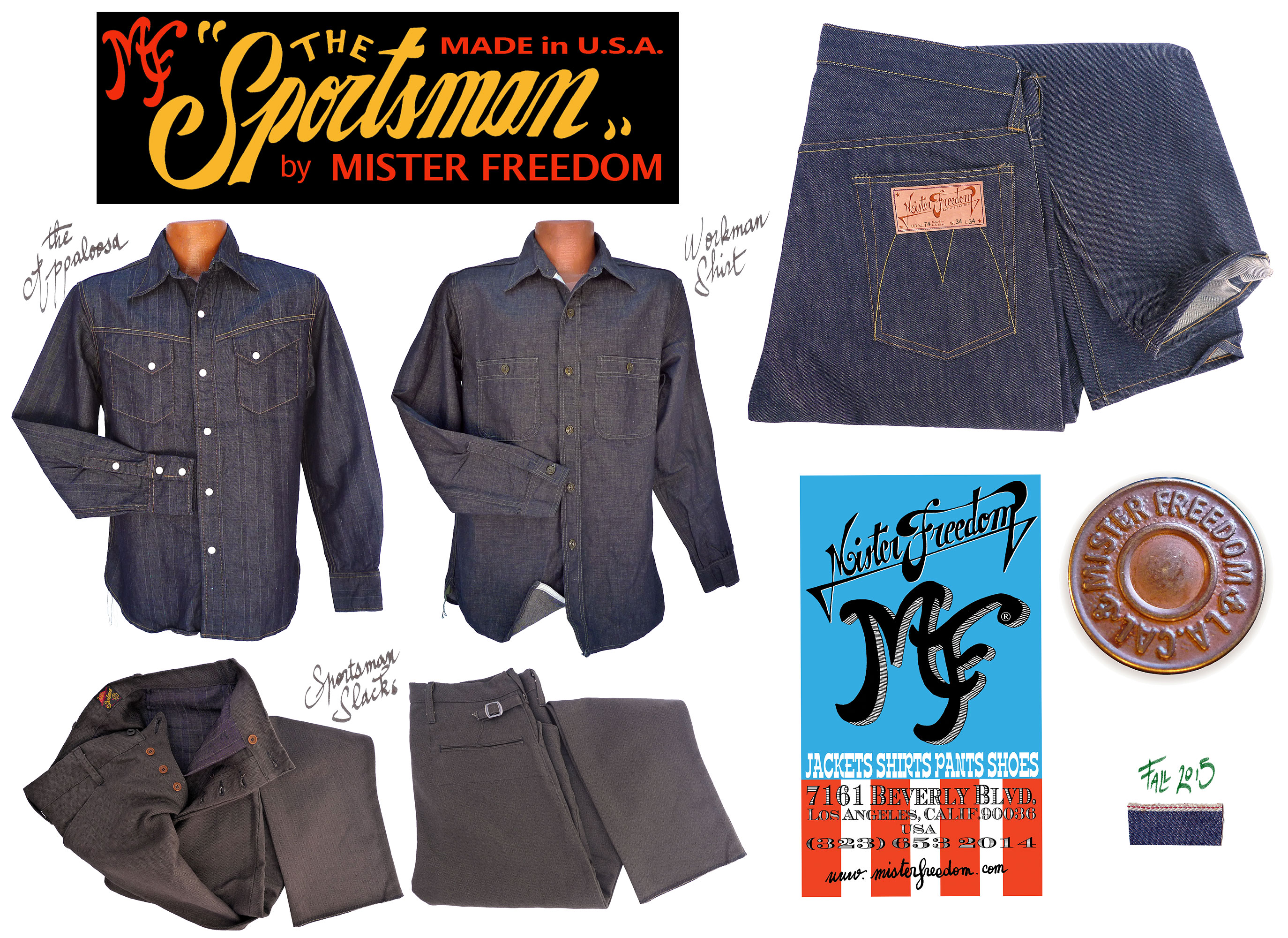 """The Sportsman"" Fall 2015"