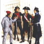 Napoleon Sea Soldiers 1780s