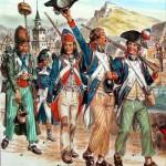 Uniformes Revolution Francaise 1789a