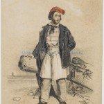 Fisherman 1850s