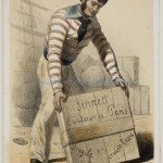Merchant Navy sailor 1887