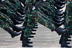 Vietnamese Soldiers 2015 (Photo Minh Hoang EPA)