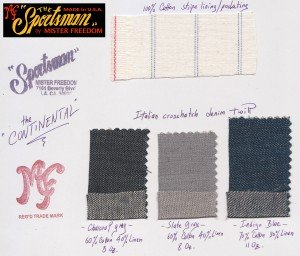 Continental-Swatches
