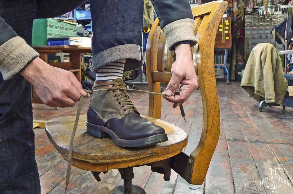 Trooper Boots Type I