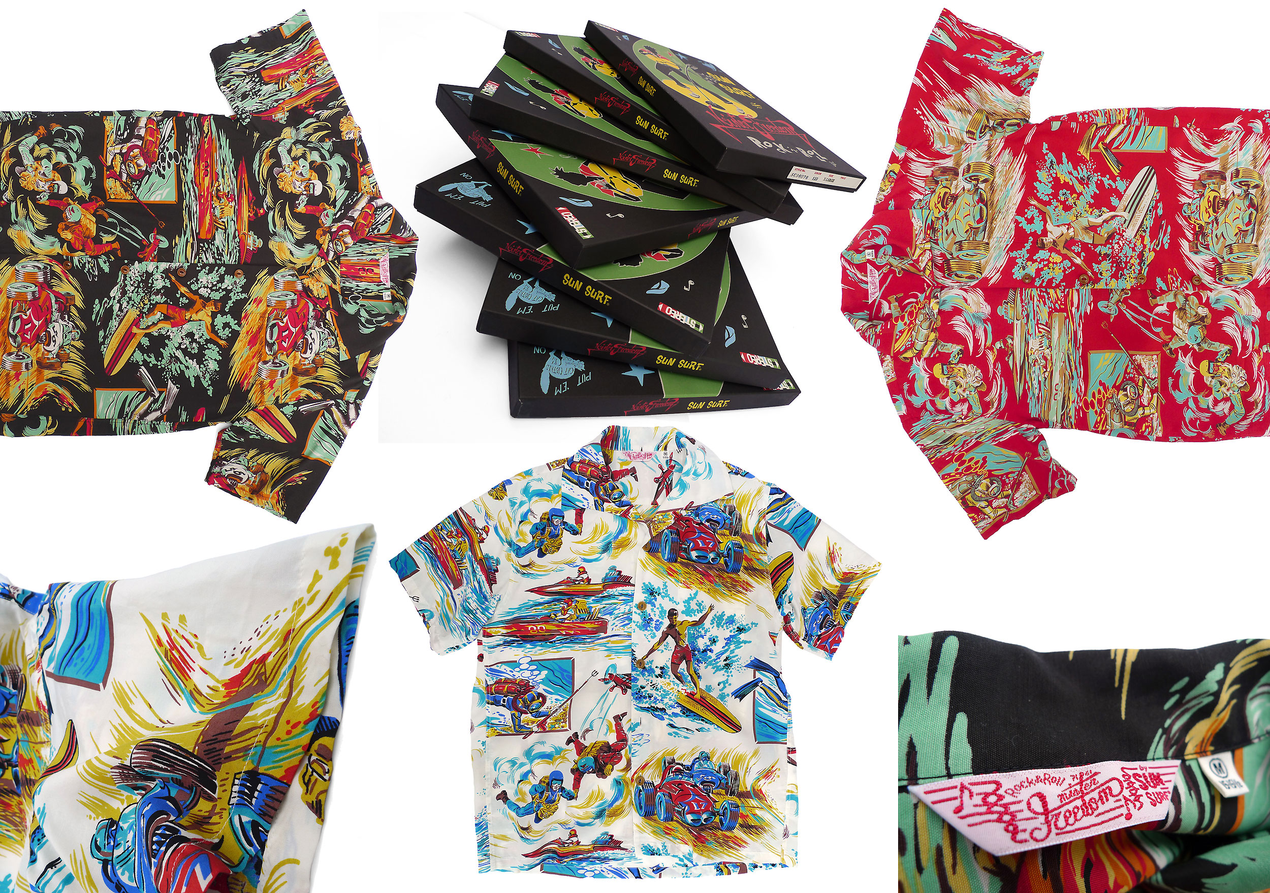 667c3d061c Sun Surf Hawaiian Shirt 2018