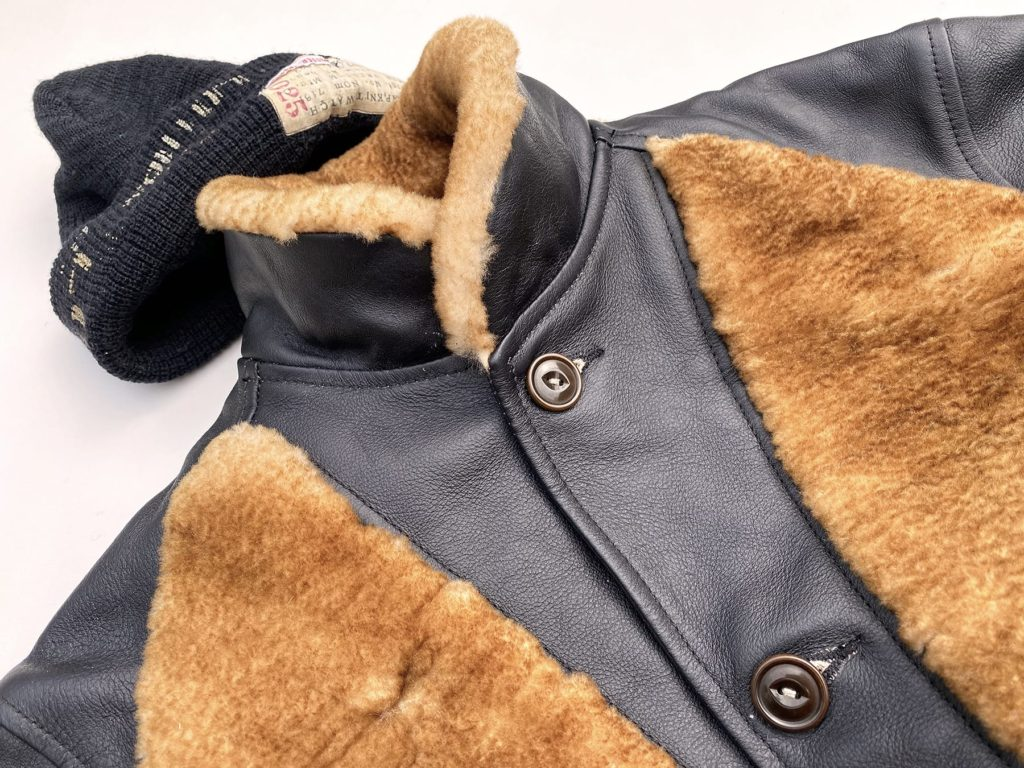 Mister Freedom® BALOO TWO-TONE Jacket.
