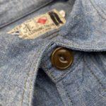 Mister Freedom® SNIPES Shirt, indigo chambray ©2020