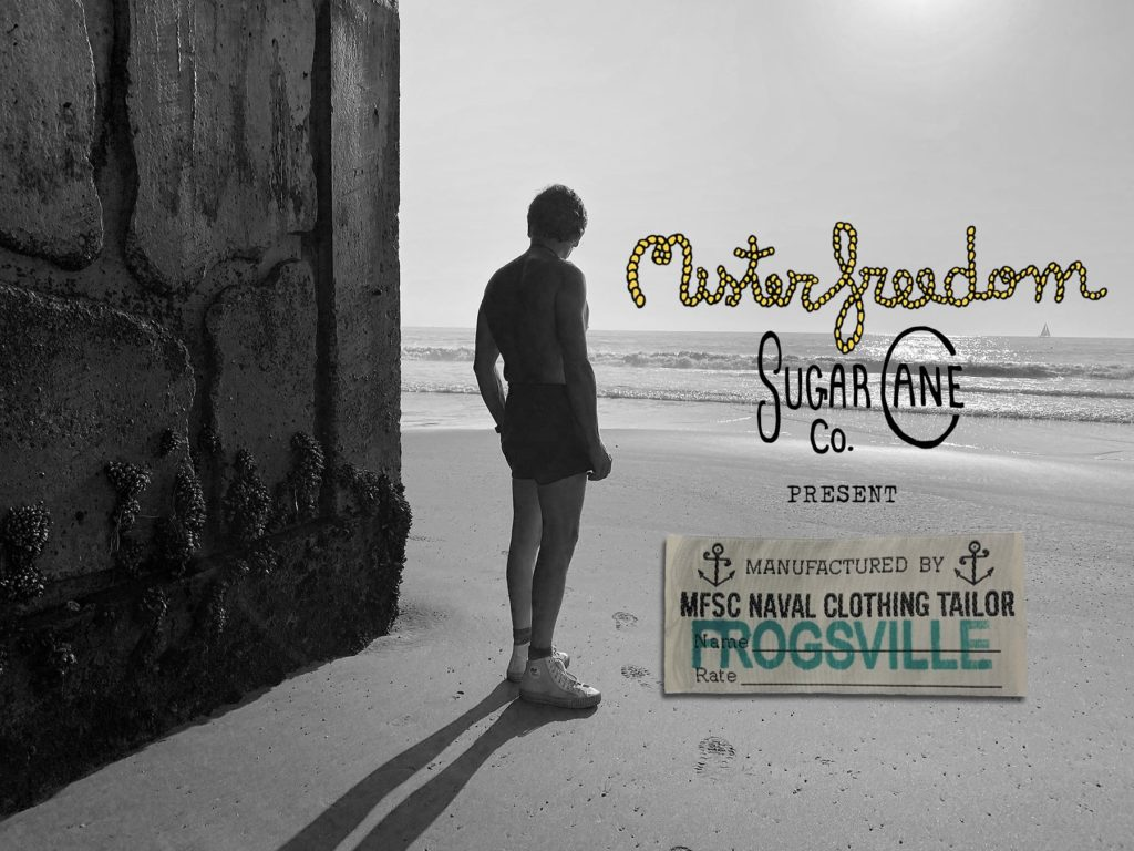 Mister freedom® mfsc SS2021 FROGSVILLE collection ©2020